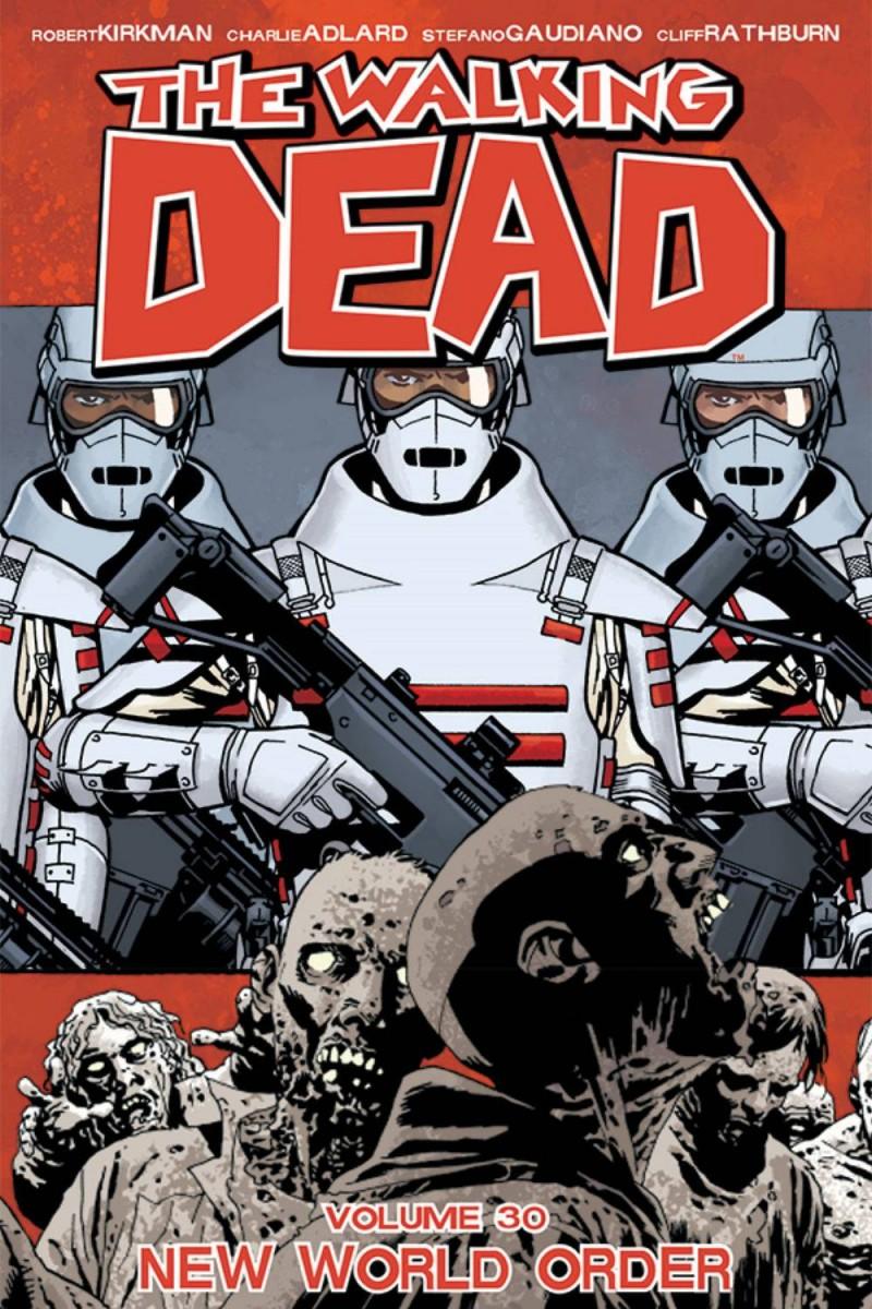 Walking Dead TP V30 New World Order