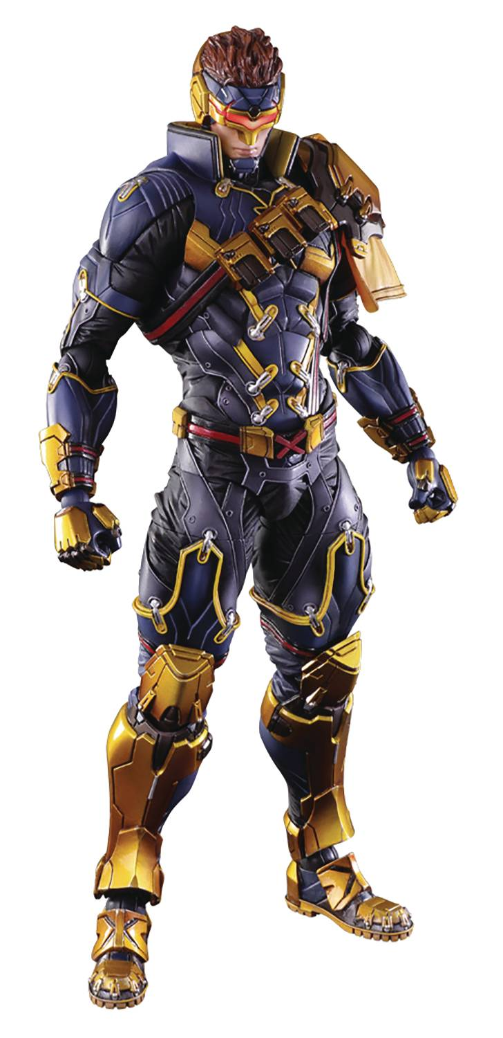 Marvel Play Arts Kai AF Cyclops