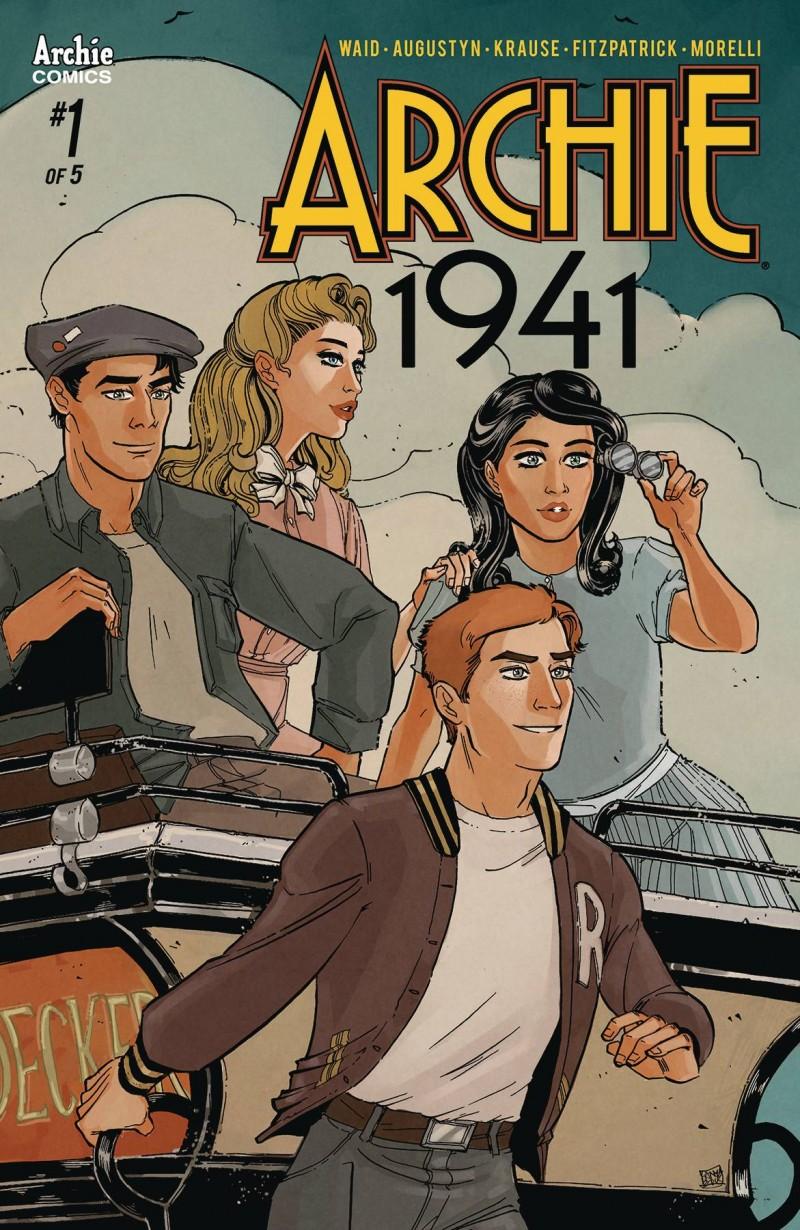 Archie 1941 #1 CVR B Anwar