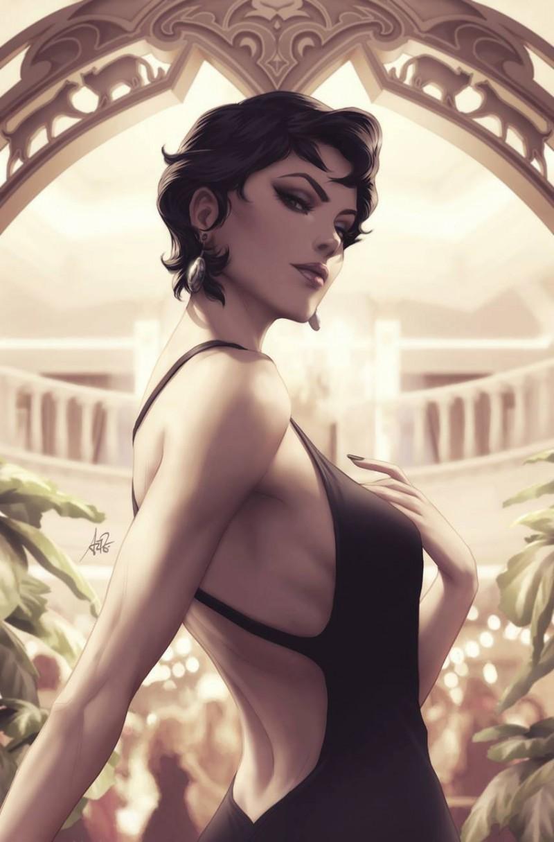 Catwoman V4 #3 CVR B