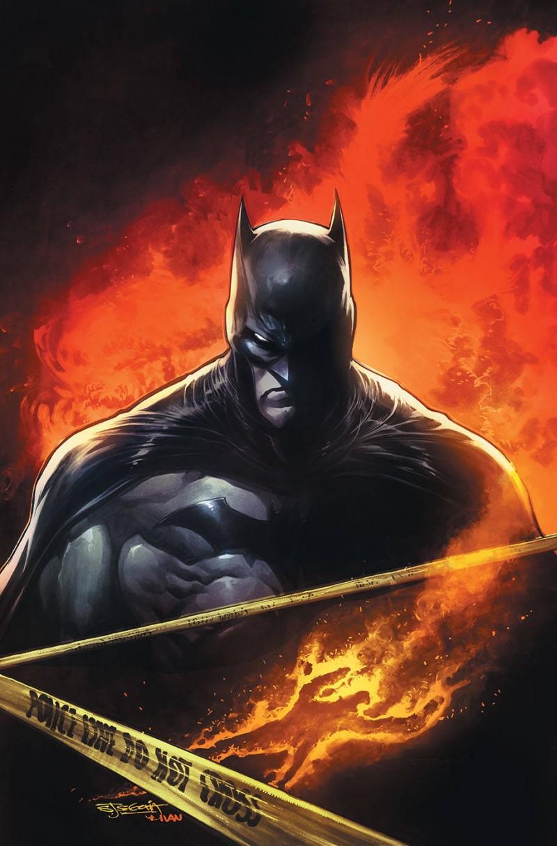 Detective Comics #988 CVR A