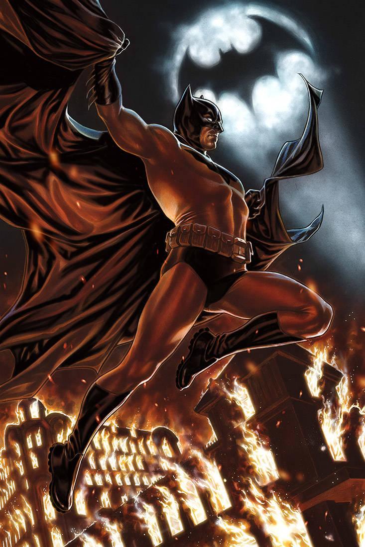 Detective Comics #988 CVR B