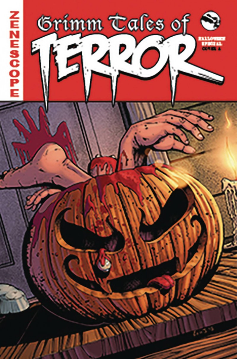 Grimm Tales of Terror 2018 Halloween Edition CVR A