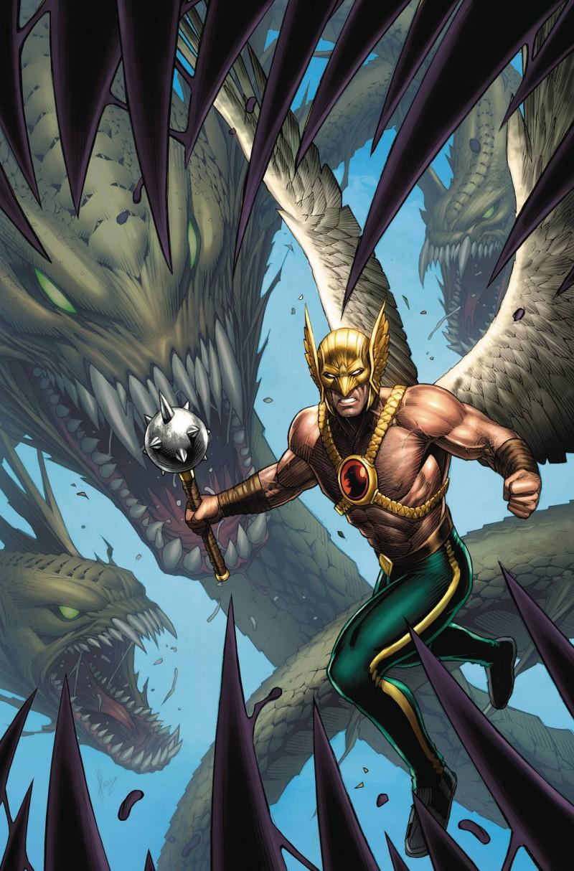 Hawkman  #4 CVR B
