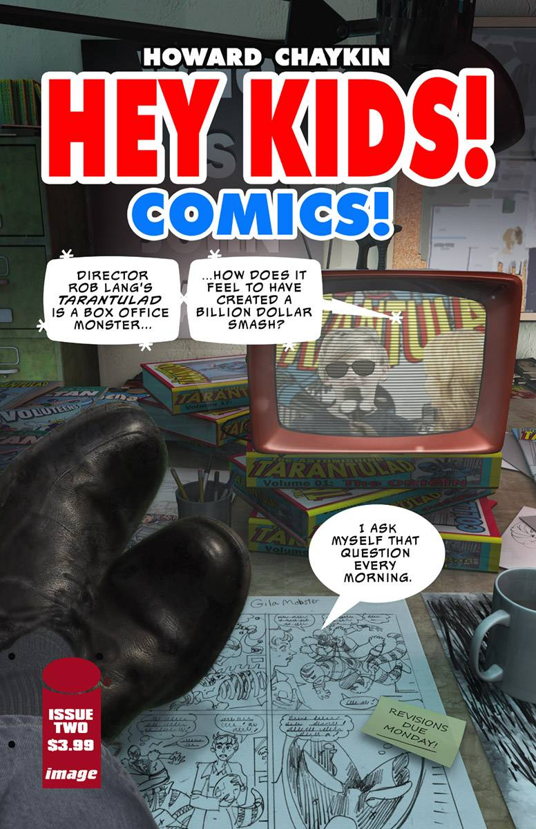 Hey Kids Comics #2