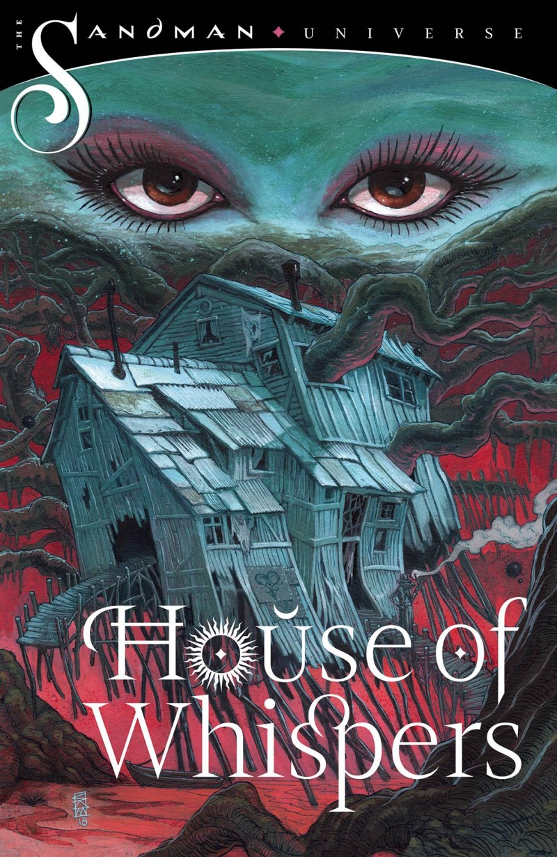 House of Whispers #1 CVR A