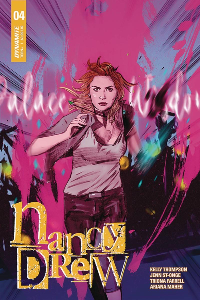 Nancy Drew #4 CVR A Lotay