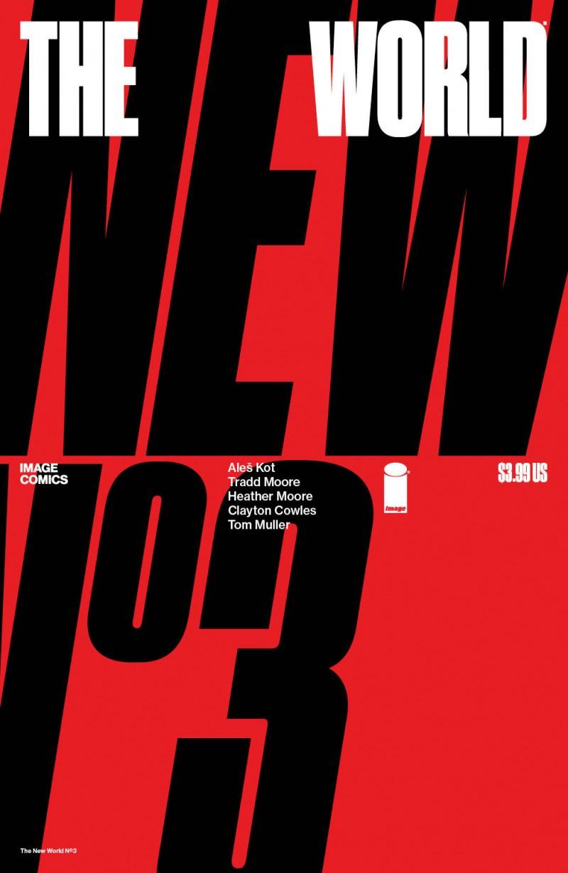 New World #3 CVR C