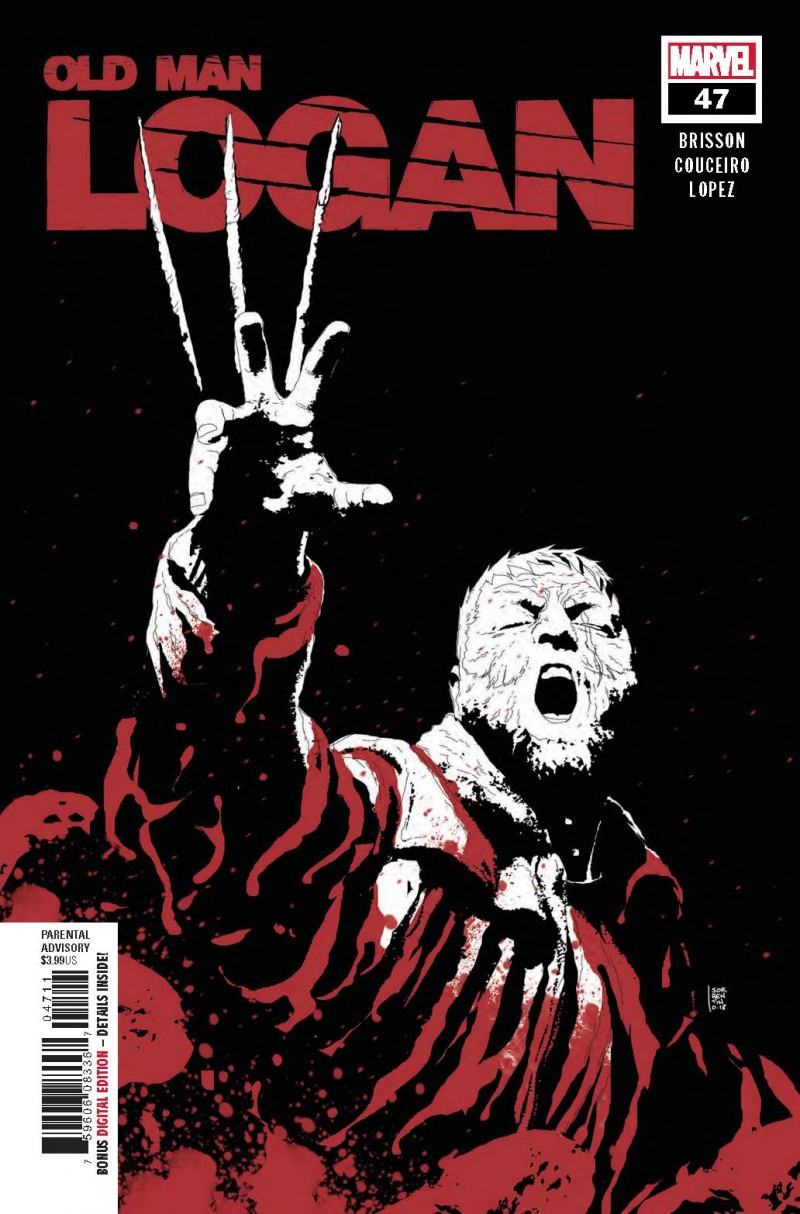 Old Man Logan V2 #47