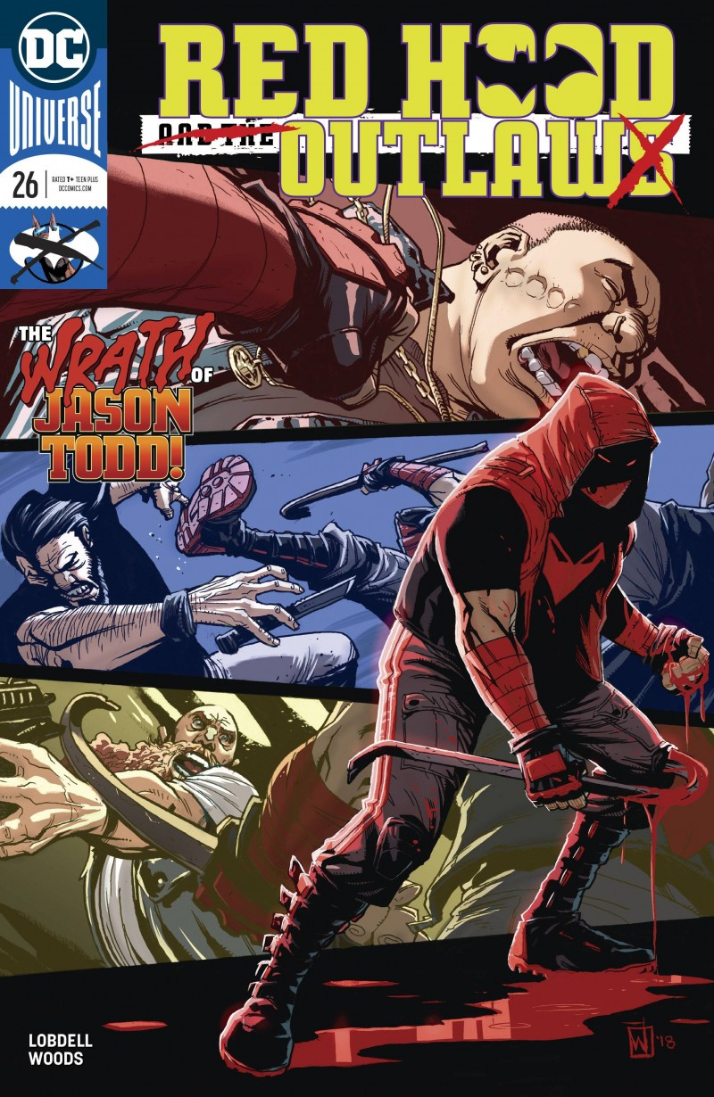 Red Hood and the Outlaws V2 #26 CVR A