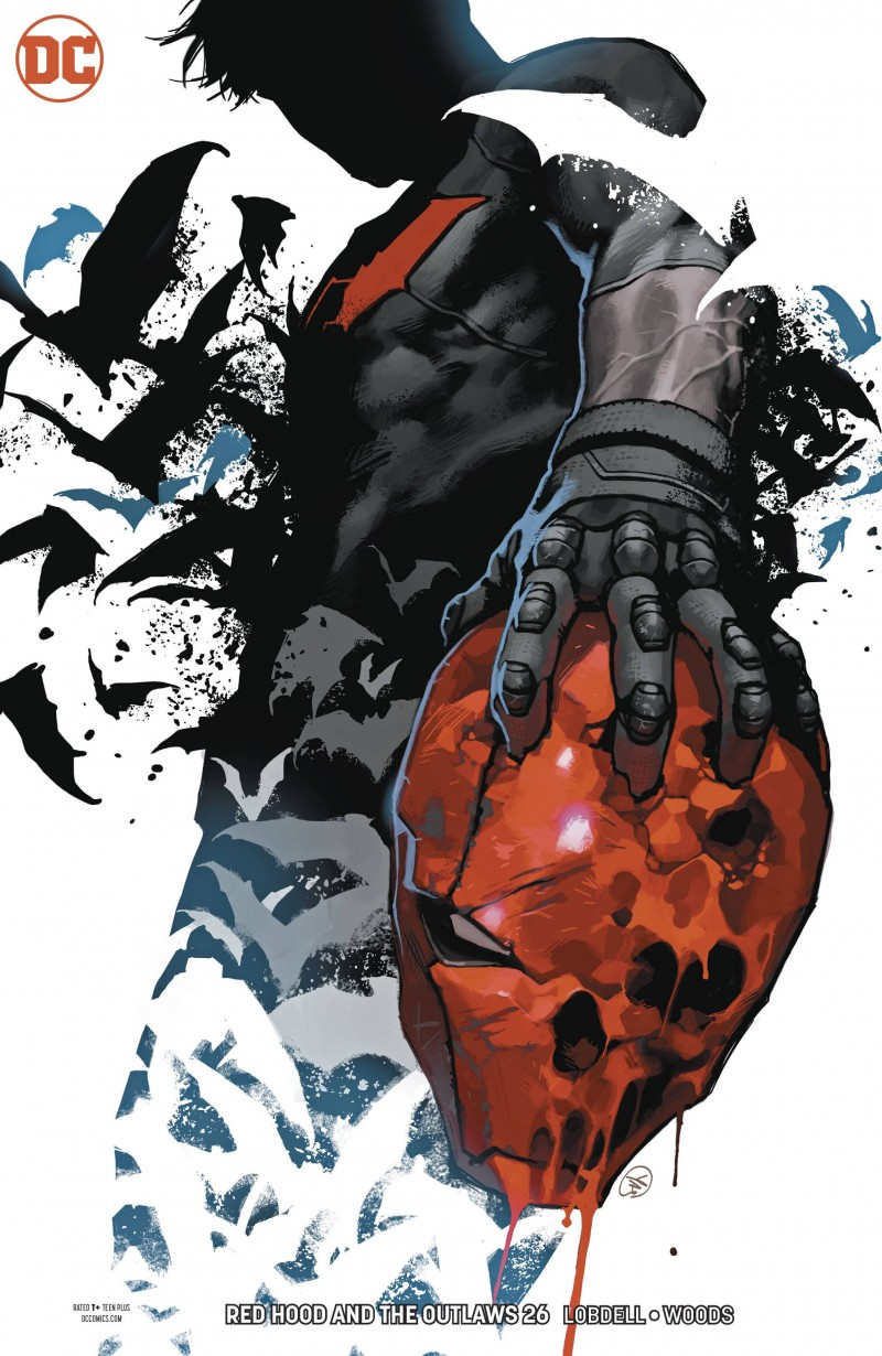 Red Hood and the Outlaws V2 #26 CVR B