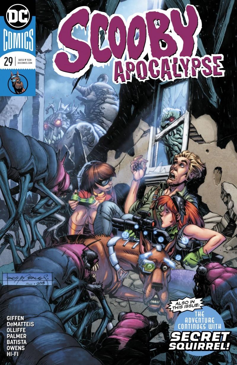 Scooby Apocalypse #29 CVR A