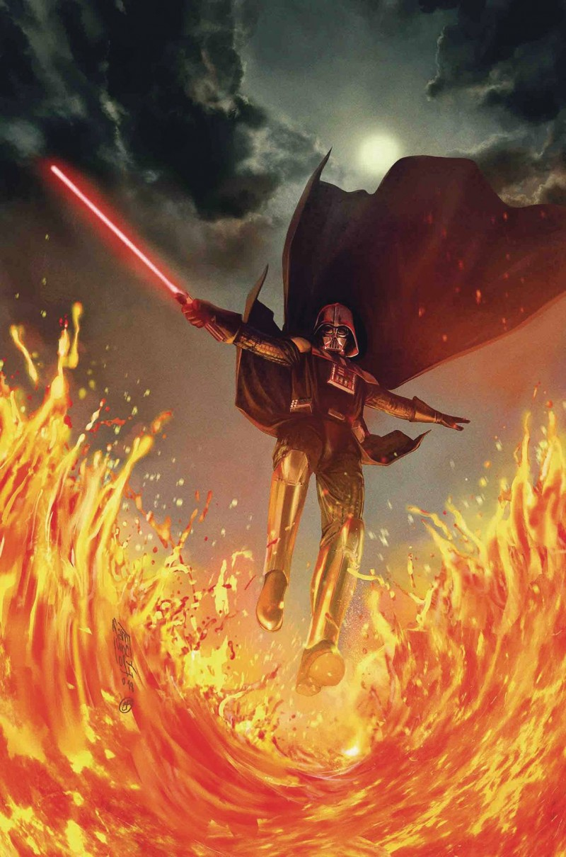 Star Wars Darth Vader V2 #21