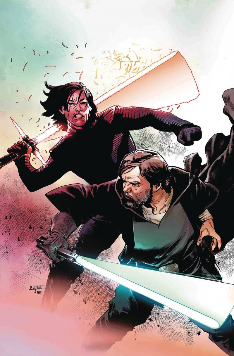 Star Wars Last Jedi Adaptation #6