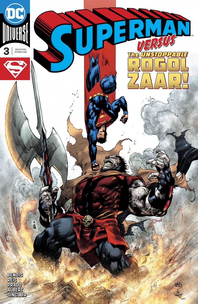 Superman V5 #3 CVR A Reis