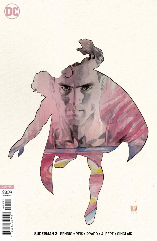 Superman  #3 CVR C Mack