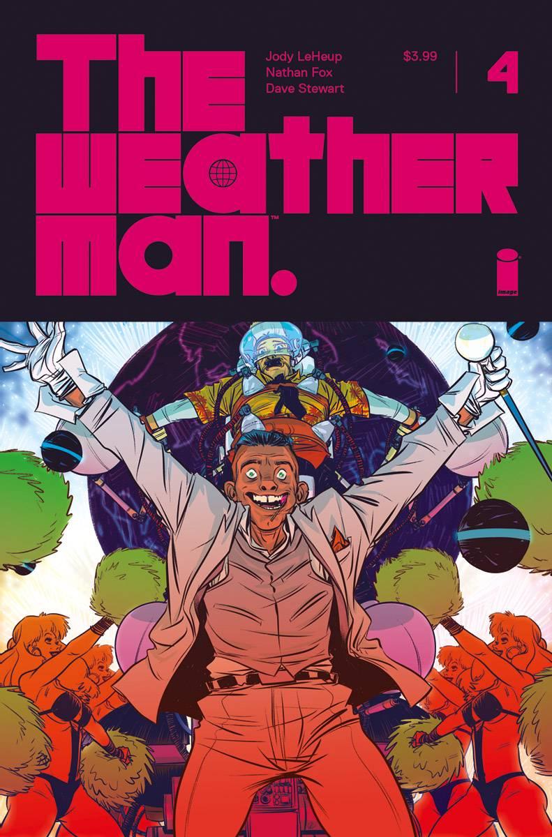Weatherman #4 CVR A Fox