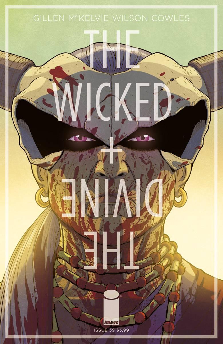 Wicked and Divine #39 CVR A Mckelvie