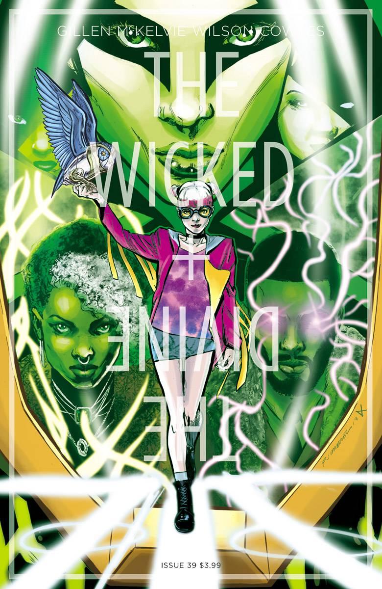 Wicked and Divine #39 CVR B Jimenez