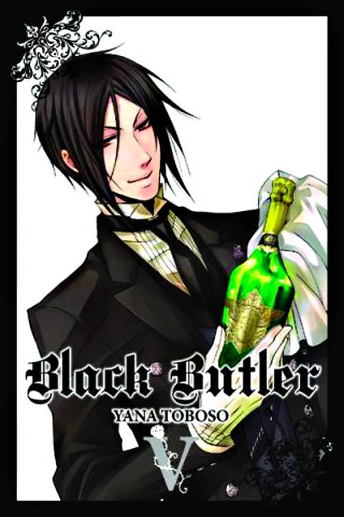 Black Butler GN V5