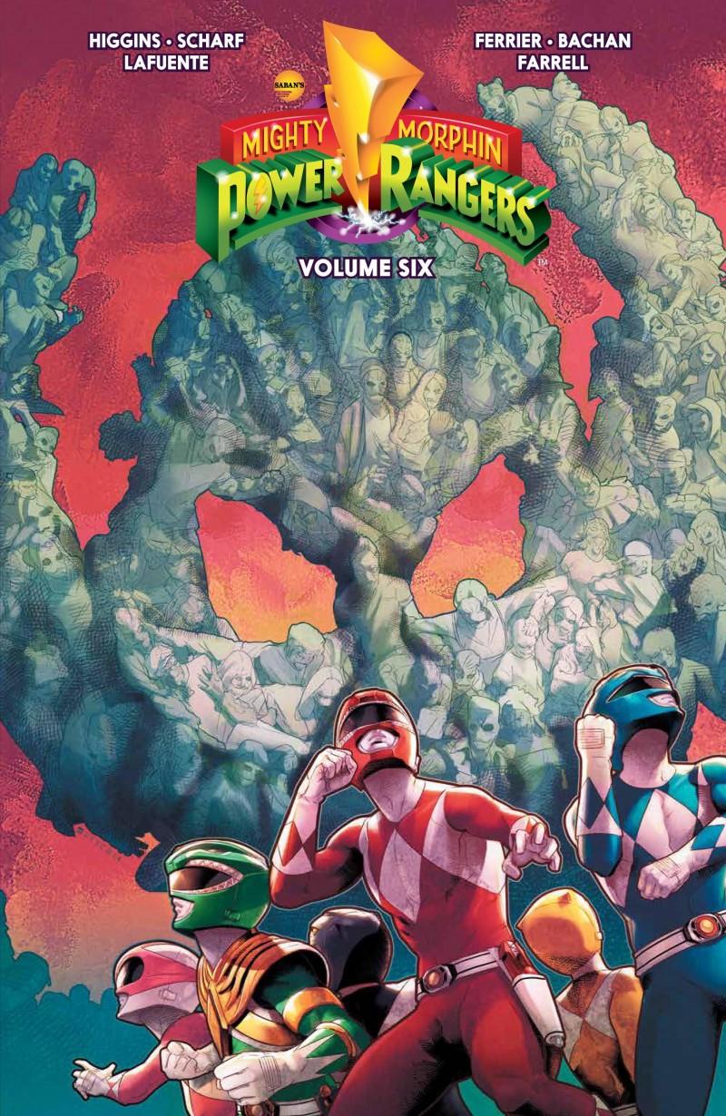 Mighty Morphin Power Rangers TP V6