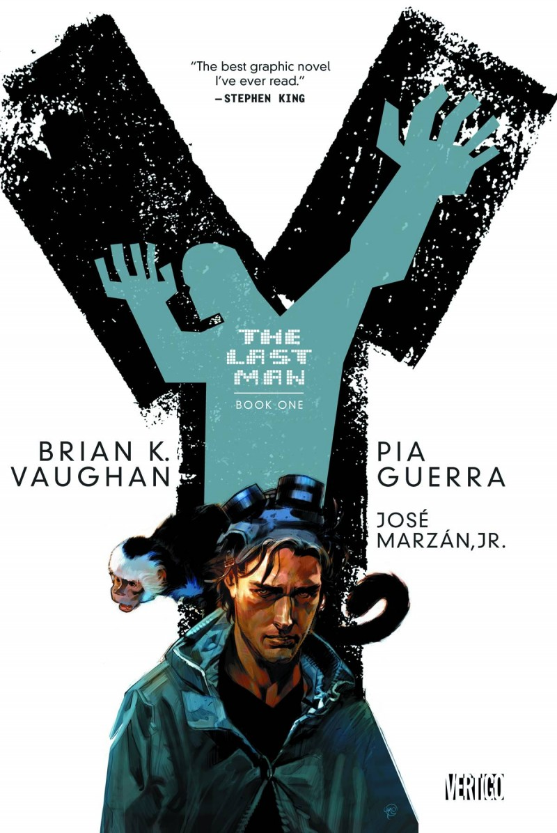 Y the Last Man TP Deluxe Edition
