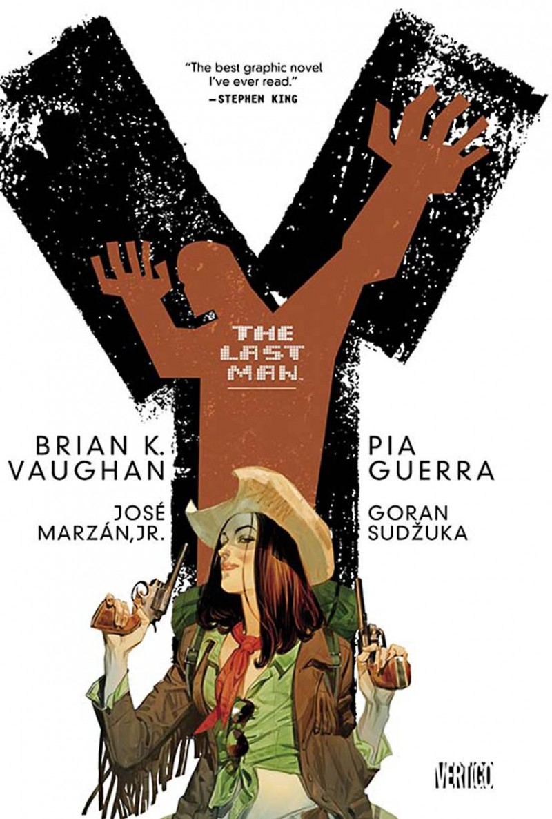 Y the Last Man TP Deluxe Edition V3