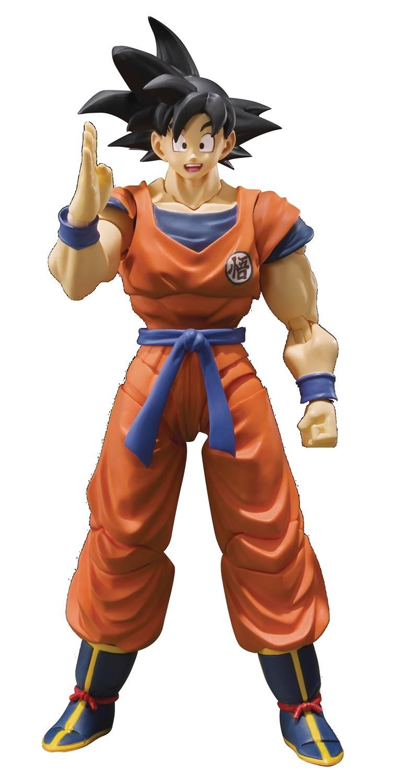 DBZ SHFigurarts AF Son Goku Saiyan Raised on Earth