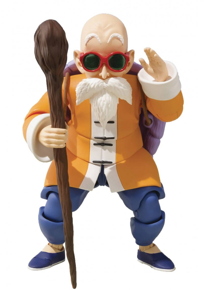 Dragon Ball SHFiguarts AF Master Roshi