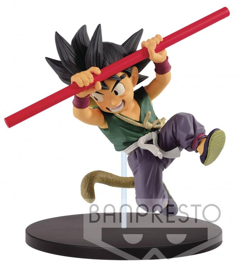 Dragonball Super FES Figure V7 Son Goku
