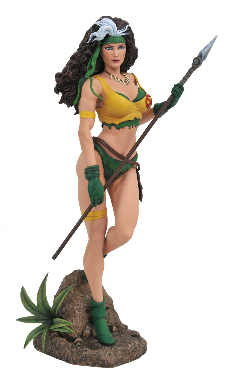 Marvel Gallery PVC Figure Rogue Savage Land Comic