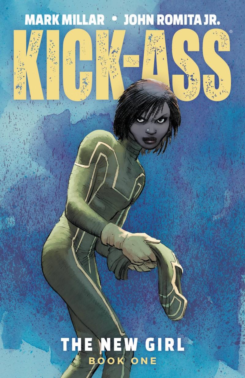 Kick-Ass TP New Girl V1