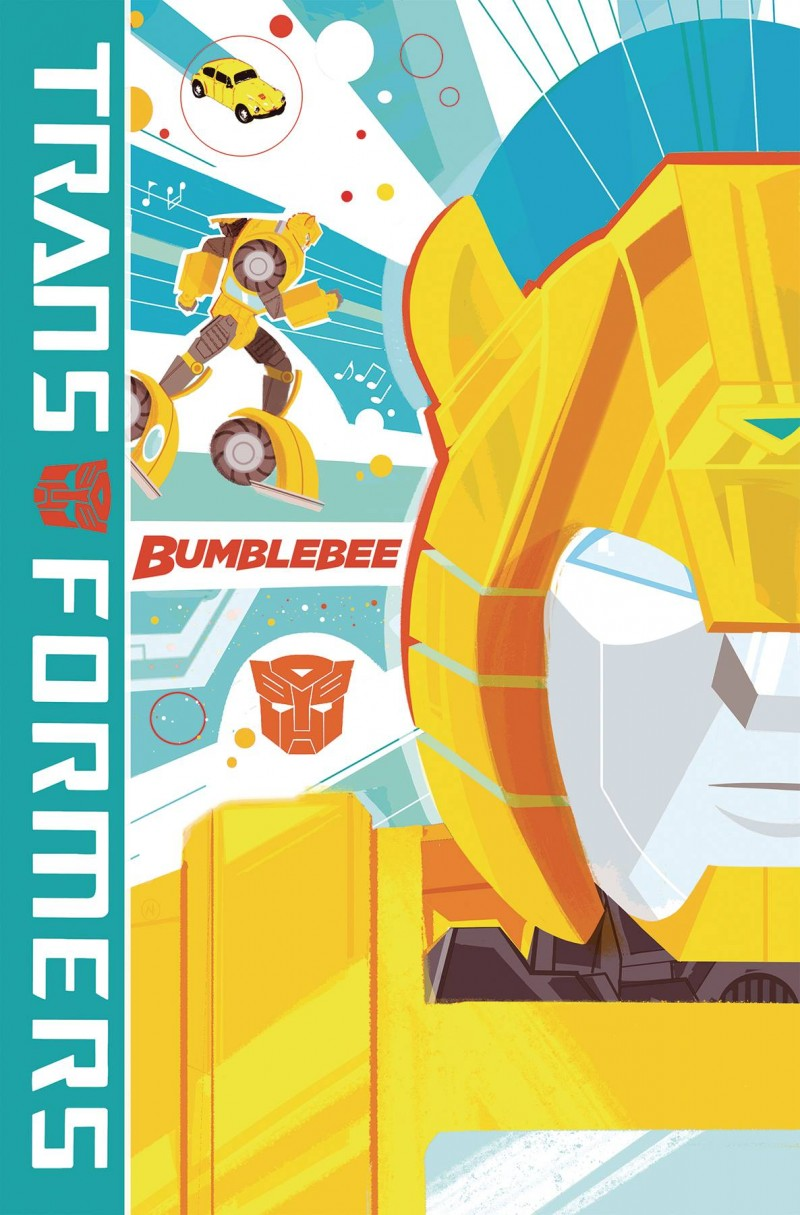 Transformers Bumblebee TP Win if You Dare