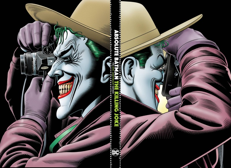 Batman HC the Killing Joke Absolute Edition