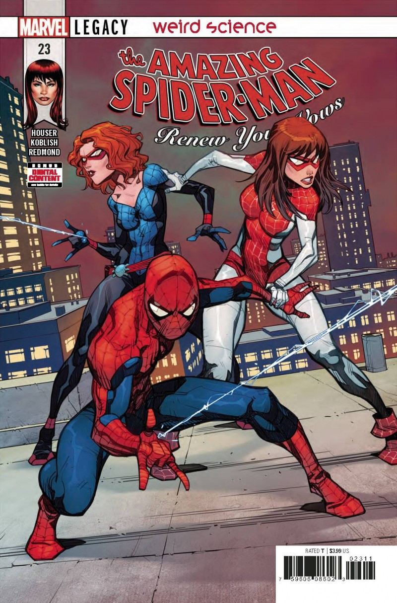 Amazing Spider-Man Renew Your Vows V2 #23