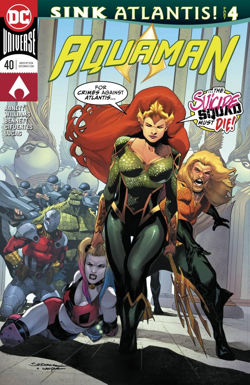 Aquaman  #40 CVR A