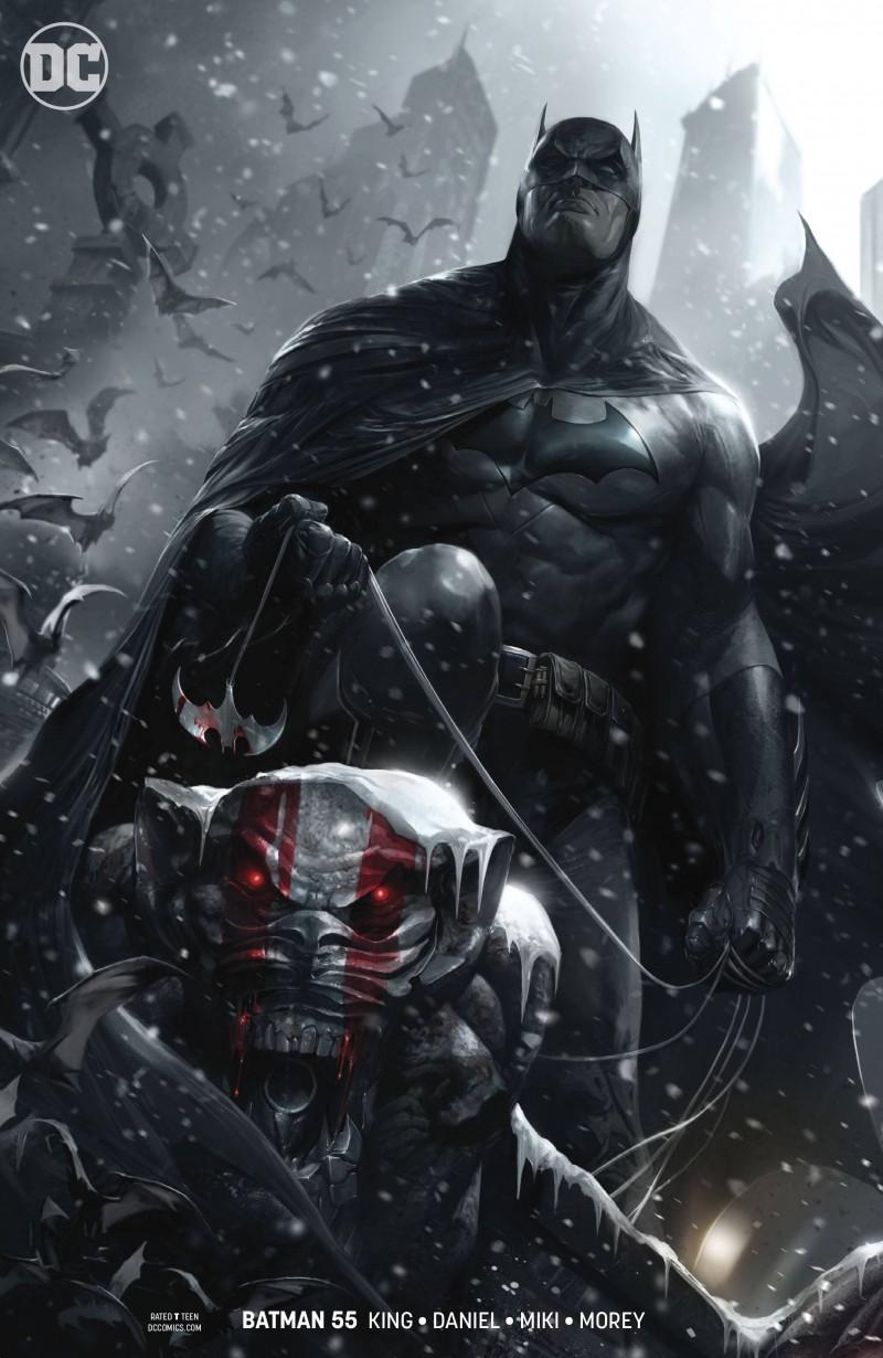Batman  #55 CVR B