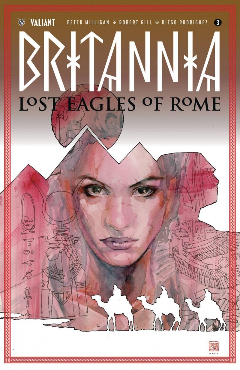 Britannia Lost Eagles of Rome #3 CVR A Mack