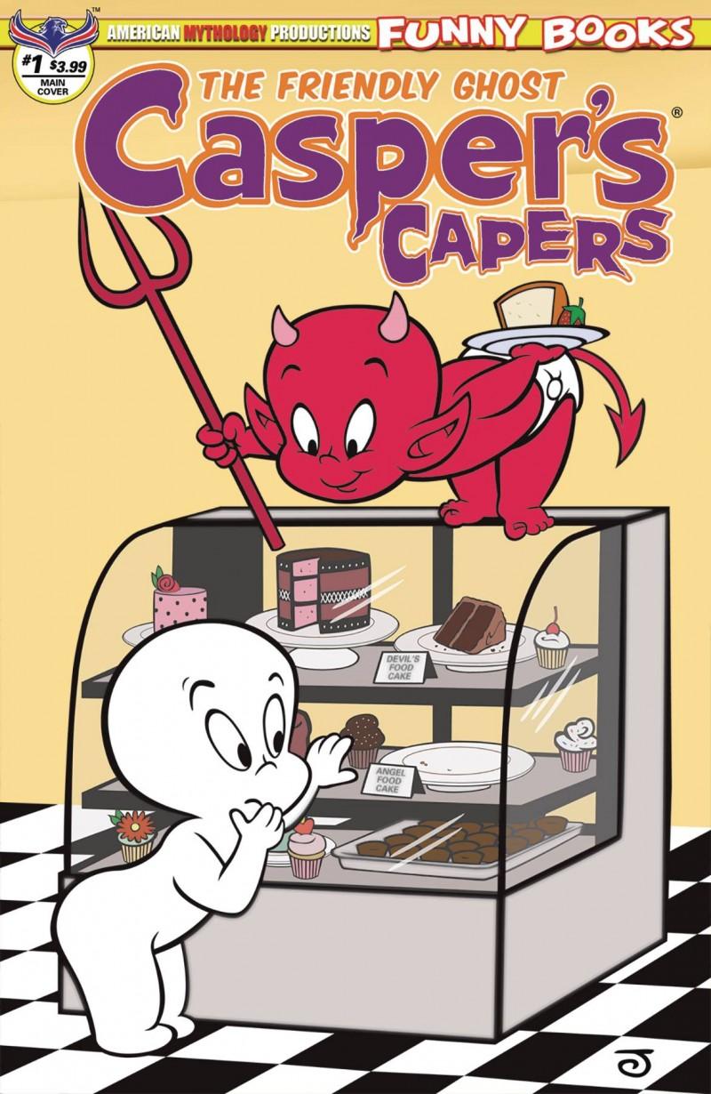 Casper Capers #1