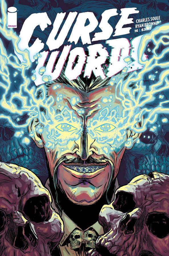 Curse Words #16 CVR A