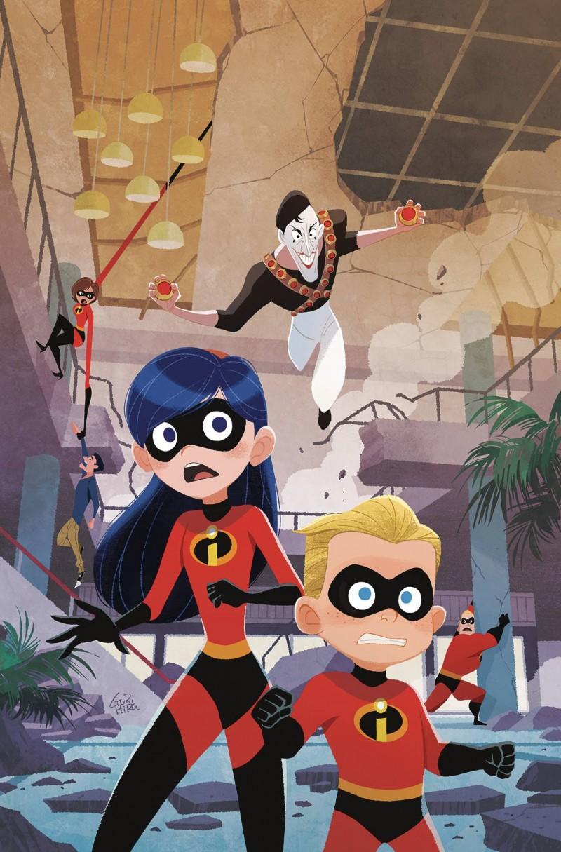 Disney Pixar Incredibles 2 #3
