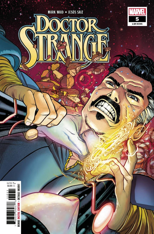 Doctor Strange V4 #5
