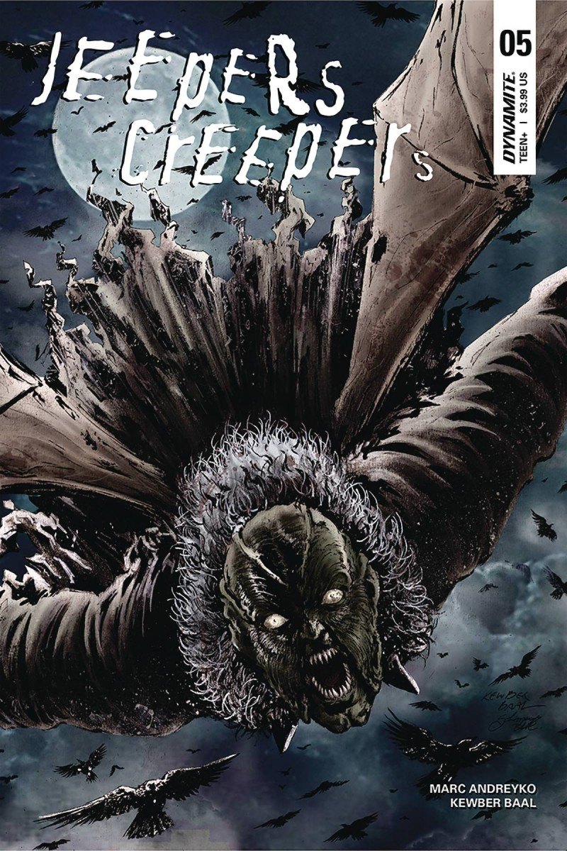 Jeepers Creepers #5 CVR B Baal