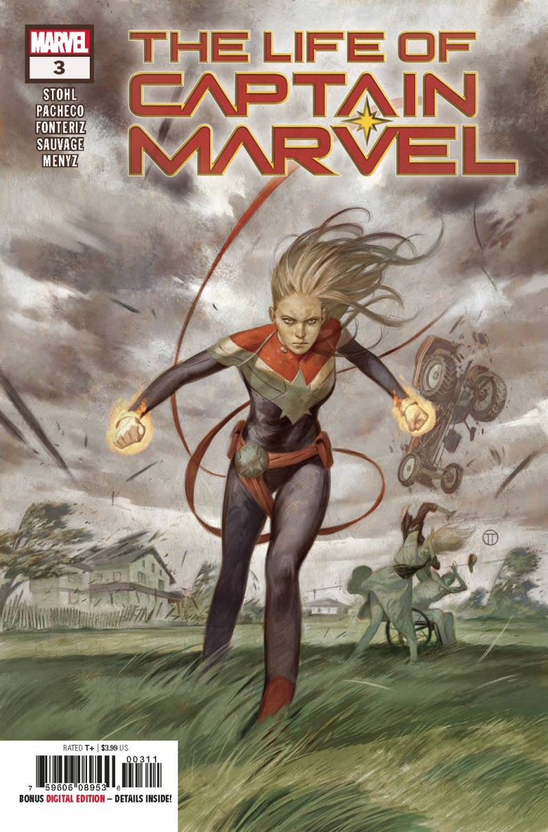 Life of Captain Marvel #3 CVR A