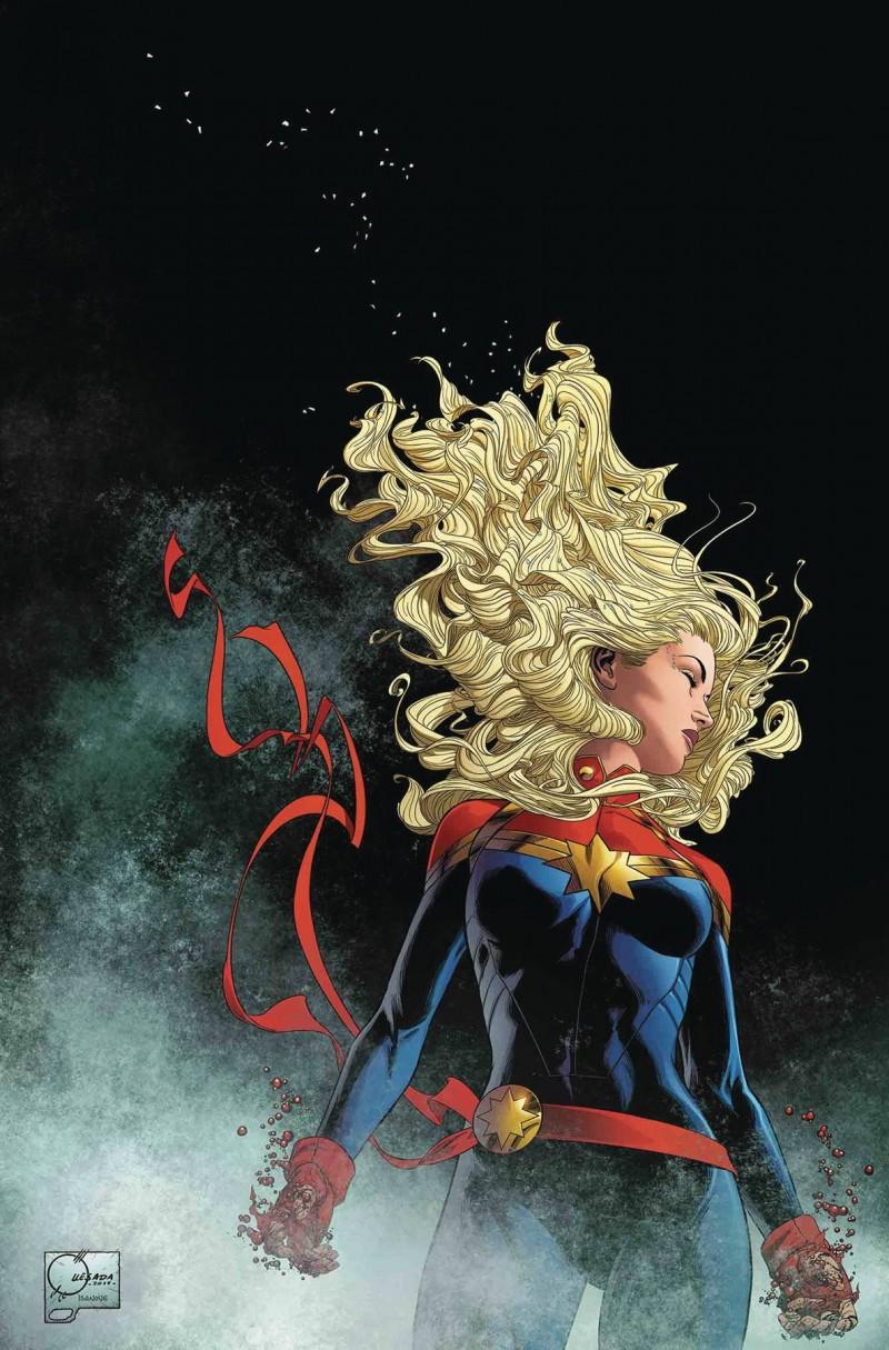 Life of Captain Marvel #3 CVR B