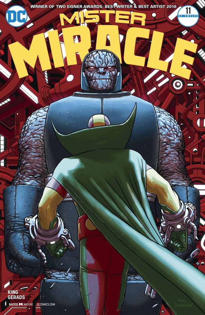 Mister Miracle #11 CVR A