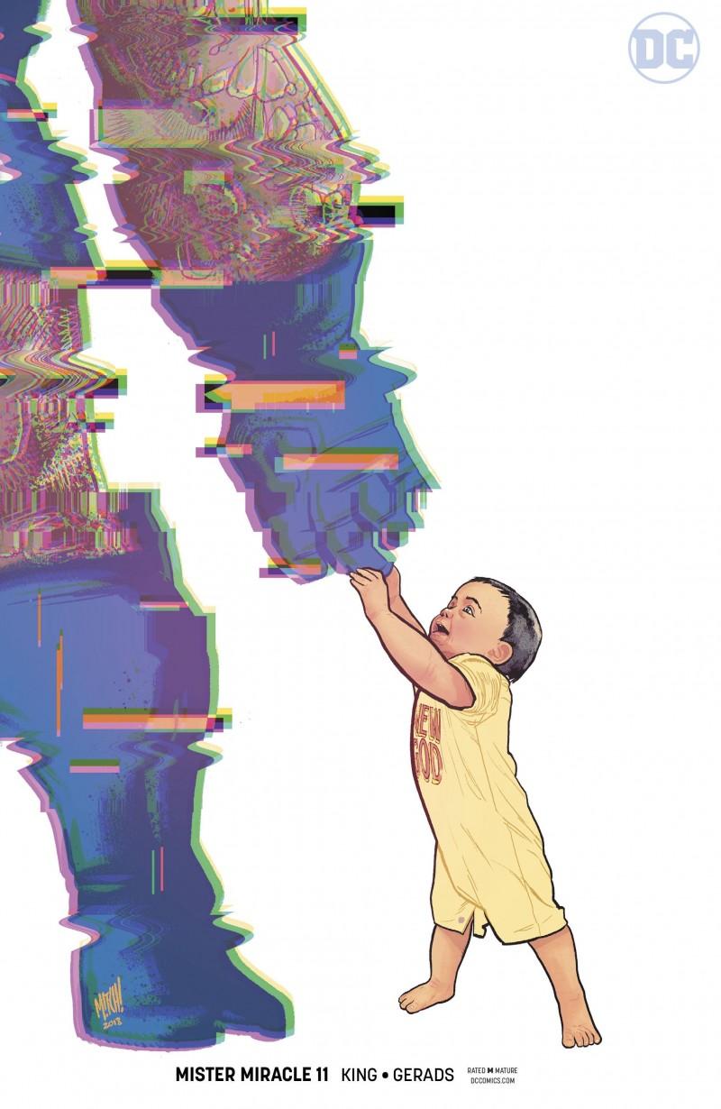 Mister Miracle #11 CVR B