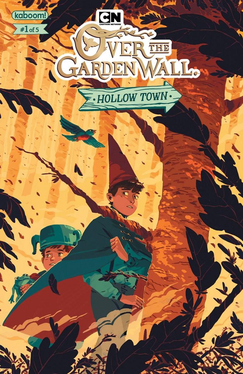 Over Garden Wall Hollow Town #1