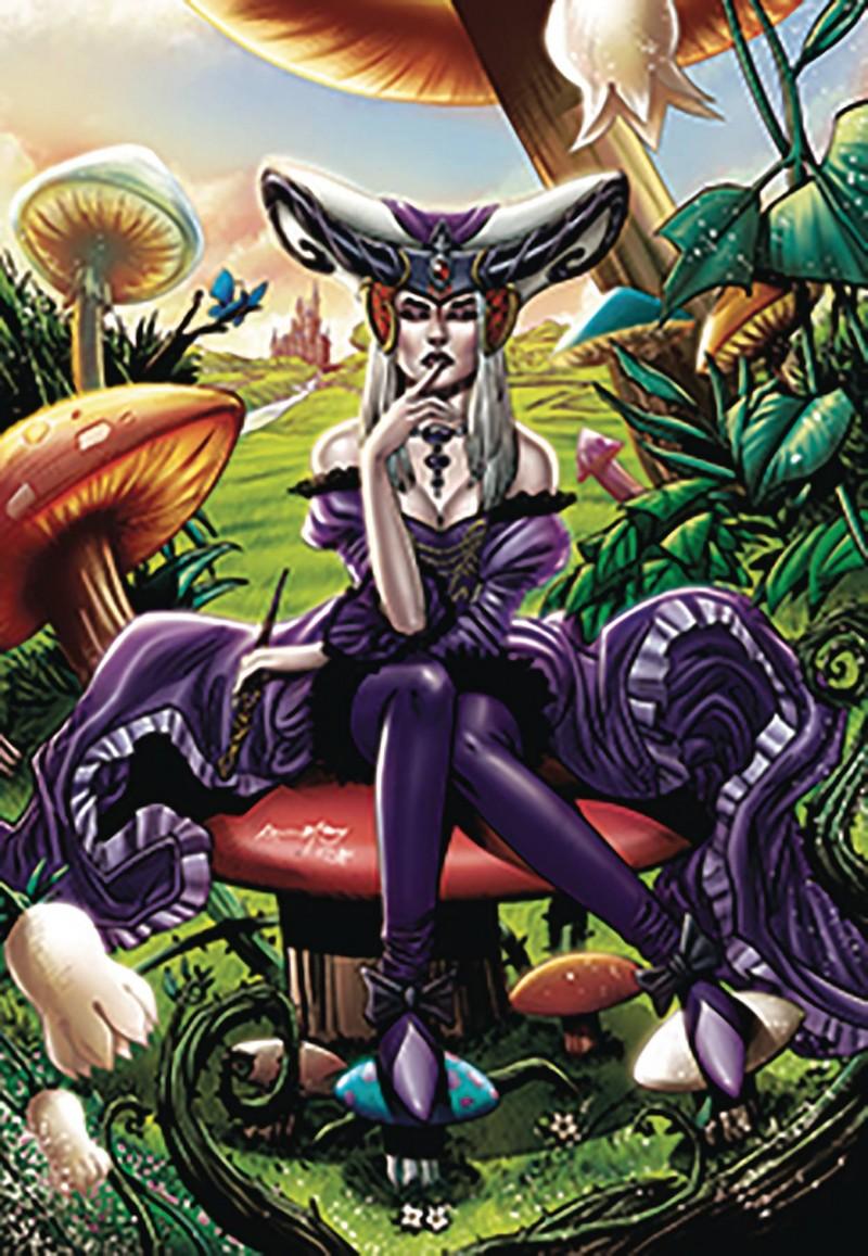 Revenge of Wonderland #3 CVR C McCoy