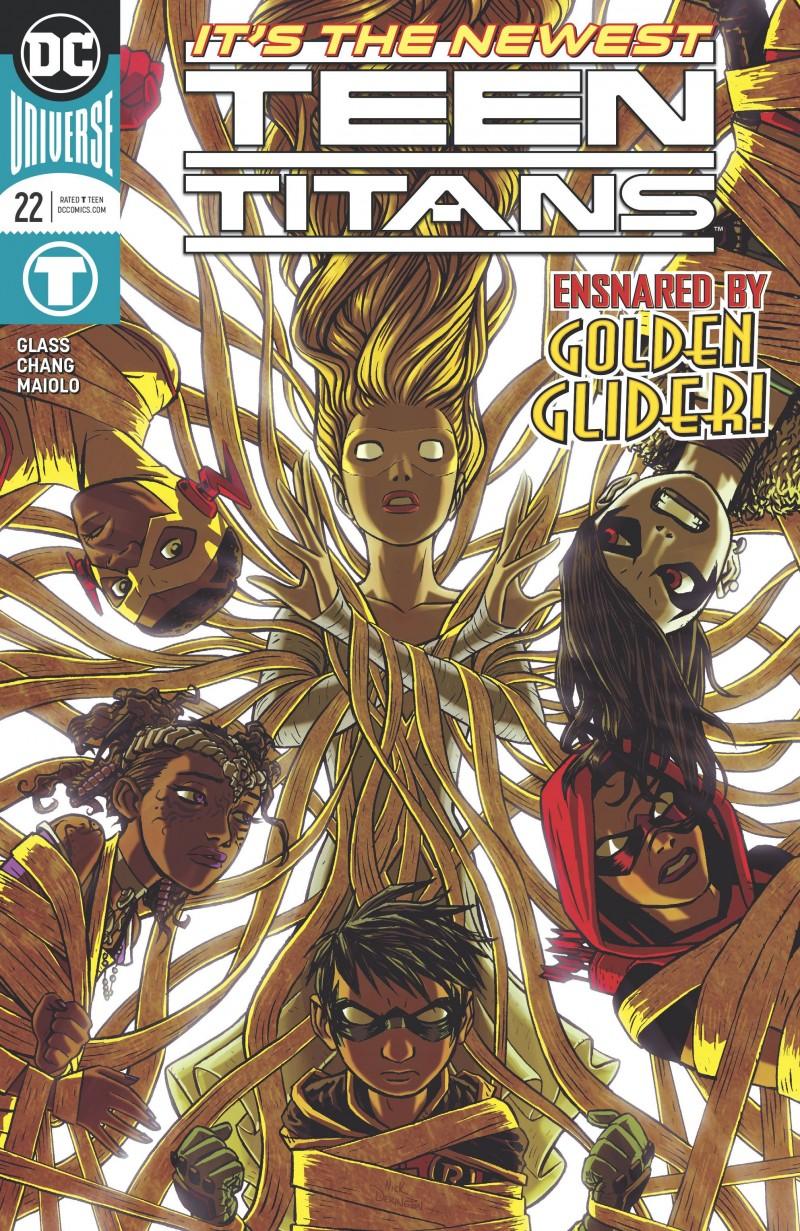 Teen Titans V6 #22 CVR A